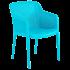 Кресло Tilia Octa бирюзовое