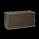 Скриня пластикова Woodys Lin 280 л коричнева Toomax