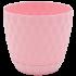 Горщик для квітів Pinecone 5,6 л рожевий