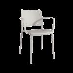 Кресло Papatya Joy-K тепло-серый