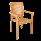 Крісло Irak Plastik Side тик