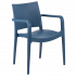 Кресло Tilia Specto XL синий джинс