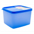 Бокс для морозильной камеры 1,2 л глубокий Alaska синий