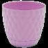 Горщик для квітів Pinecone 3 л фіолетовий