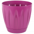 Горщик для квітів Daisy 0,7 л вишневый