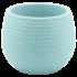 Горщик для квітів Colorful 0,55 л світло-блакитний