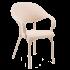 Кресло Tilia Flash-R кремовое