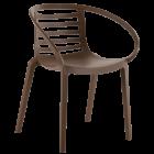 Крісло Papatya Mambo коричневе