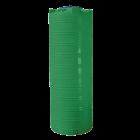Емкость 500 л узкая вертикальная зеленая