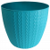 Горщик для квітів Basak 1,5 л бірюзовий