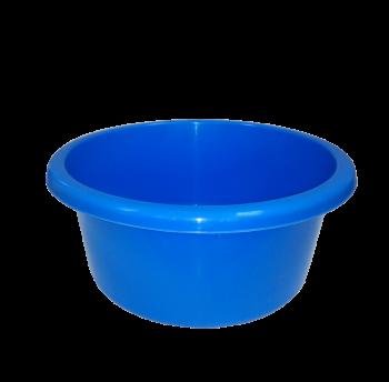 Таз круглий харчовий 4 літри блакитний