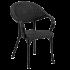 Кресло Tilia Flash-R черное