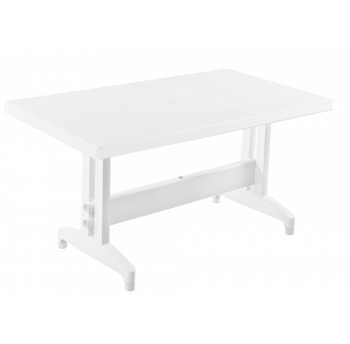 Стол PAPATYA Престиж 80x140 белый