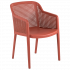 Кресло Tilia Octa терракот