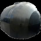 Ємність 6000 л для перевезення харчової води КАС двошарова кришка з клапаном
