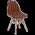 Стул Tilia Eos-V сиденье с тканью, ножки буковые ARTNUVO 46904 - V6