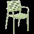 Крісло Tilia Louise XL світло-зелений
