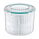 Контейнер Fresh Box с дуршлагом 2,5 л прозрачный
