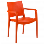 Кресло Tilia Specto XL оранжевое