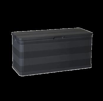 Сундук пластиковый Multibox Elegance Line 280 л черный Toomax