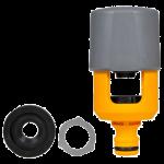 Коннектор для смесителя высотой до 43 мм и шириной до 34 мм HoZelock 2274