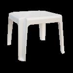 Столик для шезлонга Papatya ROYAL 01 белый