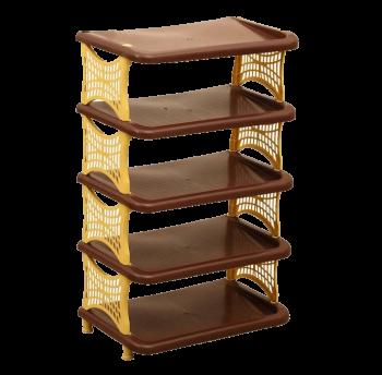 Этажерка для обуви на 5 уровней
