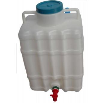 Рукомойник (умывальник) для дачи 15 л, пластиковый