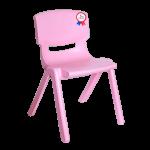 Стул детский Irak Plastik Jumbo №2 розовый