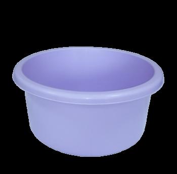 Таз круглый пищевой 4 литра фиолетовый