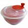 Сушилка для салата и зелени 4,75 л красная