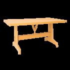 Стол прямоугольный Irak Plastik 80x140 тик