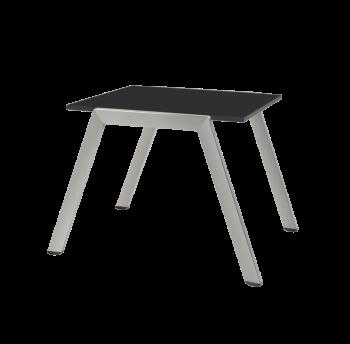 Столик для шезлонга Papatya Zen 1049 M чорний