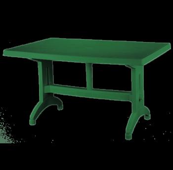 Стол прямоугольный большой зеленый 660 грн