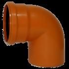Колено 160 / 90° внешнее Mplast