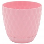 Горщик для квітів Pinecone 0,75 л рожевий