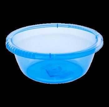 Таз круглий 2,6 л синій