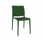 Стул Papatya Fame-S темно-зеленый