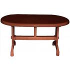 Стол овальный большой 825 NР коричневий 880 грн
