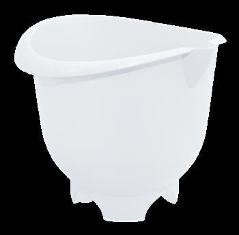 Емкость для миксера 1 литр белая