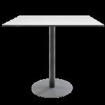 База стола Lotus Round d45x73 см антрацит Papatya