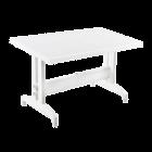 Стіл PAPATYA Престиж 70x120 білий