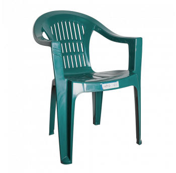 Кресло Irak Plastik Bahar EKO зеленое