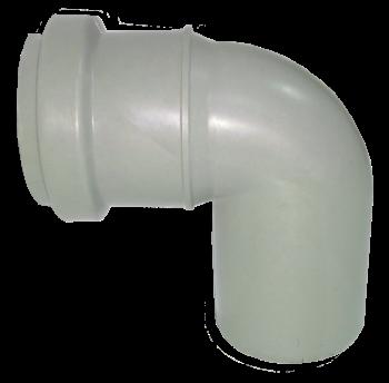 Колено 50 / 90° внутреннее Форт-пласт