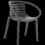 Кресло Papatya Mambo антрацит