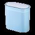 Сенсорное мусорное ведро JAH 8 л прямоугольное голубое