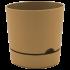 Горщик для квітів Begonya 1,8 л коричневий
