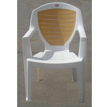 Кресло двухцветное