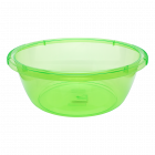Таз круглый 5,5 л зеленый