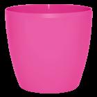 Вазон Матильда 12х11 см розовый
